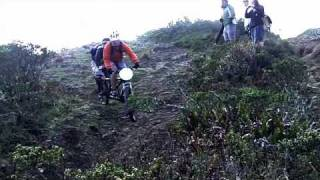 Tandem Freeride Invitiational - a mountain bike short film