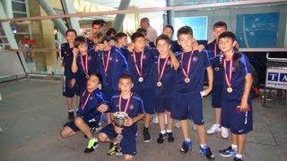 FC Dinamo Tbilisi Academy. U-12 Team