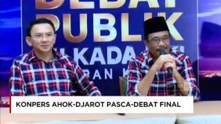 Video Ucapan Terima Kasih Ahok-Djarot Pasca-Debat Final Pilkada DKI 2017 download MP3, 3GP, MP4, WEBM, AVI, FLV April 2017