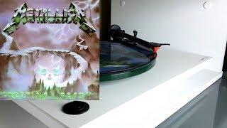 METALLICA Creeping Death (picture disc) vinyl rip 1080p