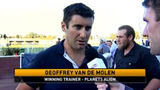 24th Oct 2015 - Ascot - Race 8 - Planets Align - Geoffrey Van De Molen