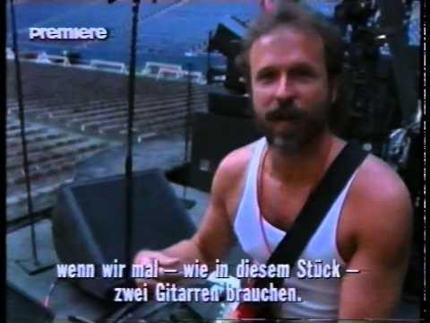 Genesis 1992 German TV Special About Knebworth 1992