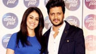 Riteish and Genelia turn love gurus