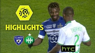Video Gol Pertandingan SC Bastia vs Saint-Etienne