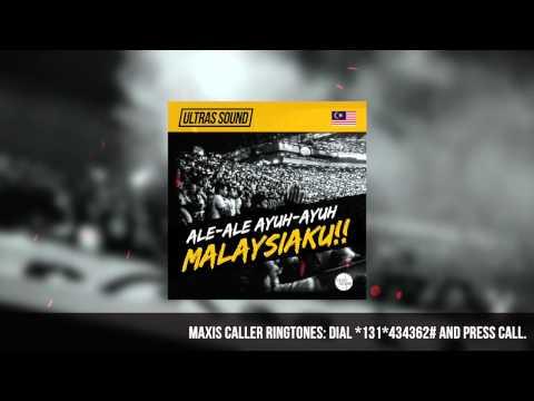 ALE ALE  MALAYSIAKU (ULTRAS SOUND)