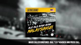 ALE ALE  MALAYSIAKU (ULTRAS SOUND) thumbnail