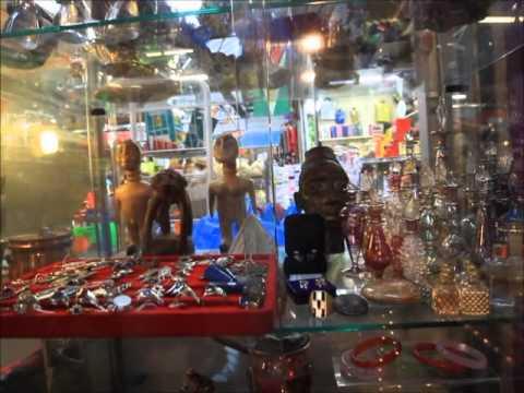 The hidden treasures of Tooting Broadway market