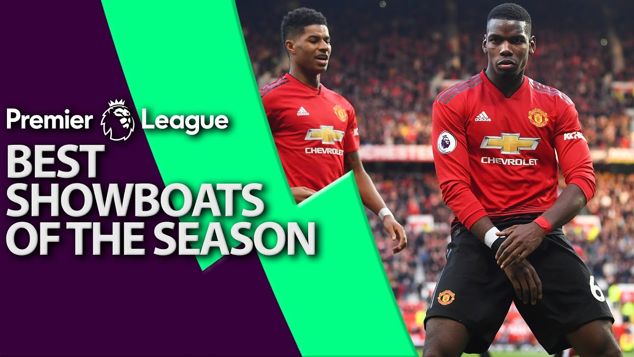 Best showboats of the 2018-2019 Premier League season | NBC Sports