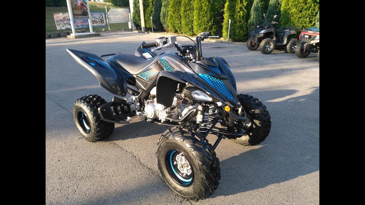 yamaha raptor yfm 700r efi 2017 limited edition motomaster