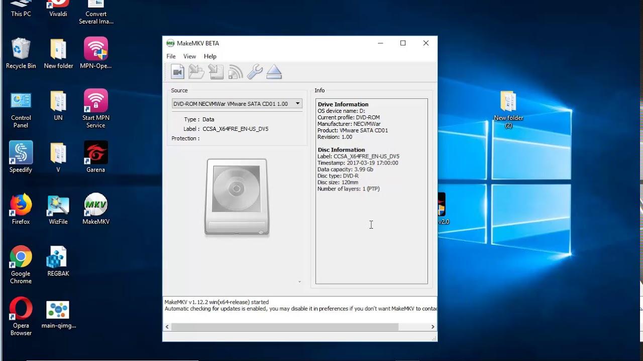 makemkv windows 10