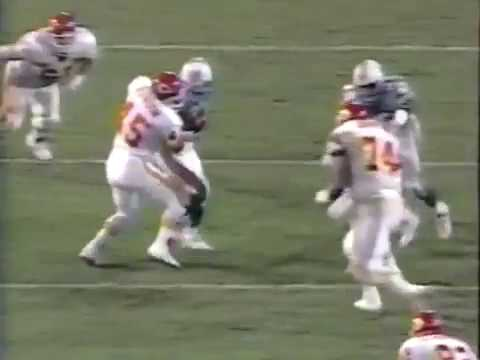 1994 Wk 15 Dolphins Beat Chiefs 45-28; Highlights With Radio Call