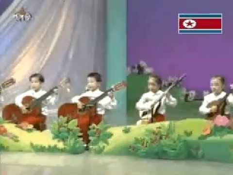 north korean kids playing guitar youtube. Black Bedroom Furniture Sets. Home Design Ideas
