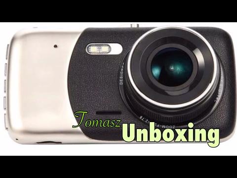 HD Car Video Recorder Dual Camera Dash Cam
