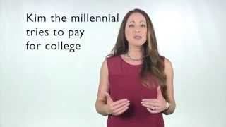 Kim The Entitled Millennial Tries To Pay For College