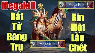 [Gcaothu] Chúa tể Volkath một mình băng trụ bất tử săn Megakill cực mãn nhãn - Xin một lần chết