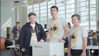 Яндекс.Лицей в ФТЛ