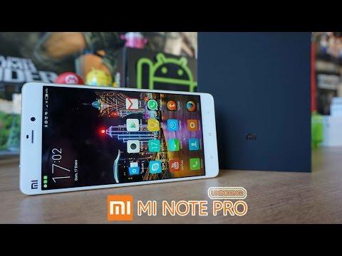 Xiaomi Mi Note Pro - Unboxing en español #2