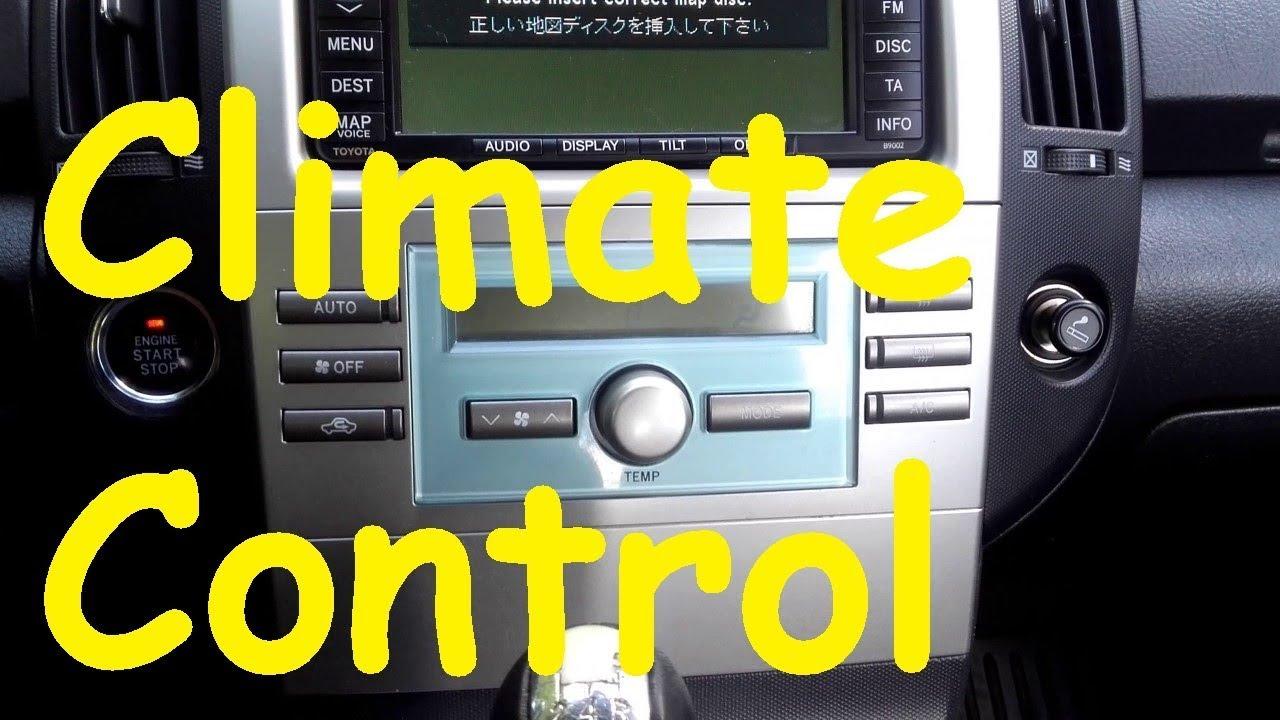 medium resolution of toyota climate control diagnostic climate control fix toyota how to toyota self test