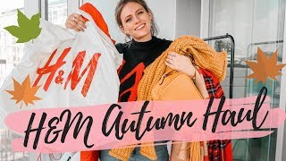 H&M Haul & Try On || November 2018 || COCOA CHELSEA