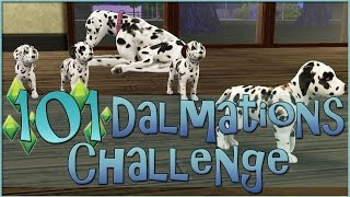 Sims 3    101 Dalmatians Challenge: The Puppies Are Born!! - Episode #10