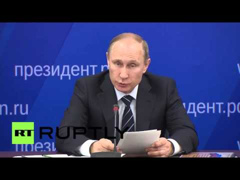 Russia: Putin touts modernisation of Crimea's defence industry in 2016