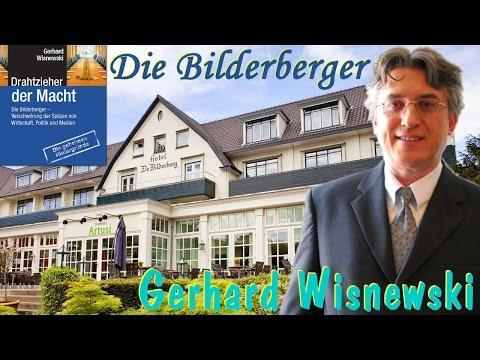 Die Bilderbergerverschwörung - Drahtzieher der Macht - Gerhard Wisnewski