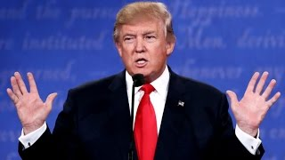 Trump says he may not accept the outcome of this election