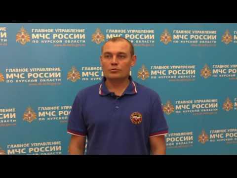 В Курской области завтра ожидается гроза и град