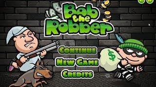 Bob The Robber Walkthrough