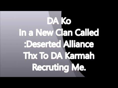 In A New Clan ?!? DA Clan