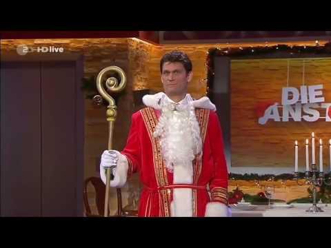 Die Anstalt - Weihnachtsfeier und Jahresrückblick - Folge 8 vom 09.12.2014