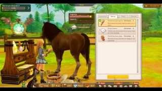 [Alicia Online] Уход за лошадью *.*