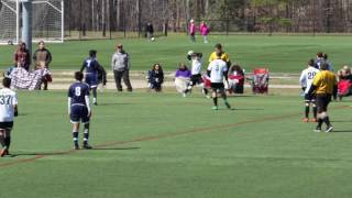 2017-JC: U15 Stafford Revolution Blue vs VLSC Wizards soccer final