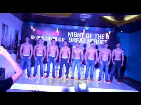 Malam Final Men's Health Indonesia 2015