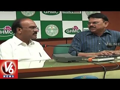 GHMC Focus On Property Tax and Trade License Payment | Hyderabad | V6 News