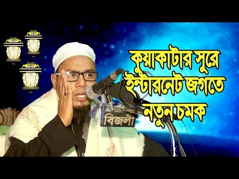 কুয়াকাটার শুরে ঝর তোলা ওয়াজ Bangla Waz Mahfil Mufti Absar uddin New Waz