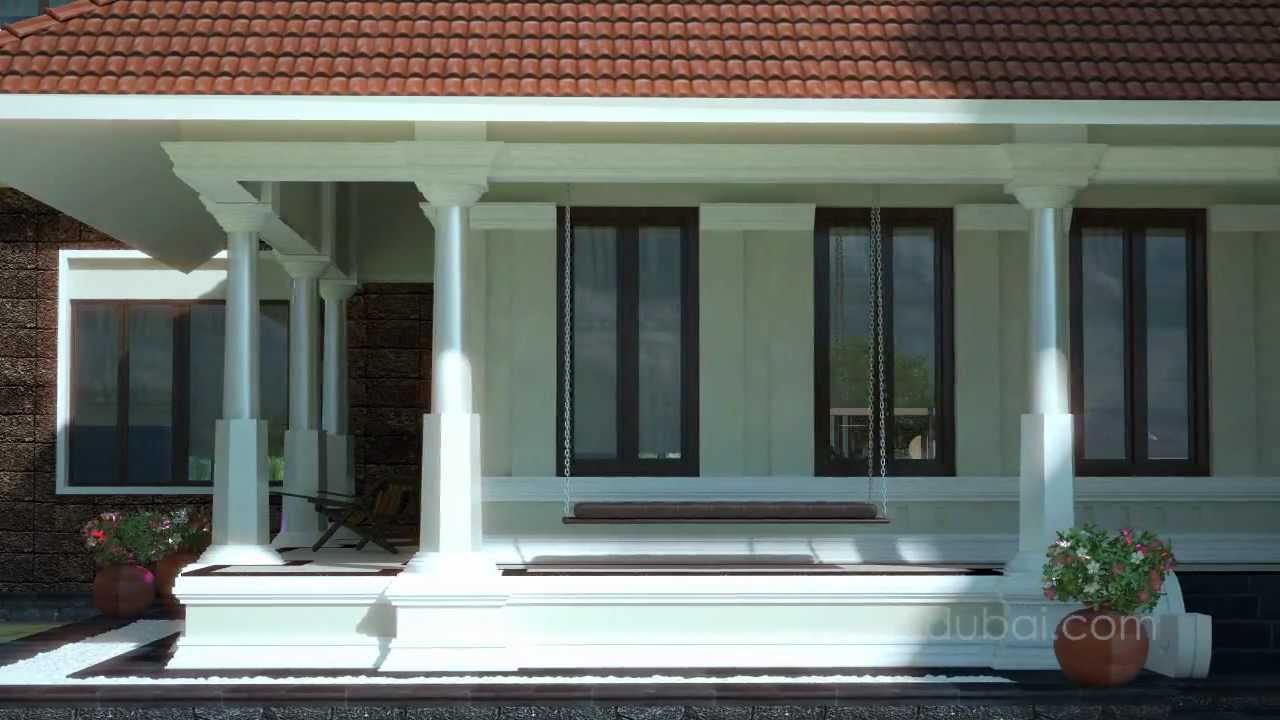 Kerala home design by youtube for Window design for house in india