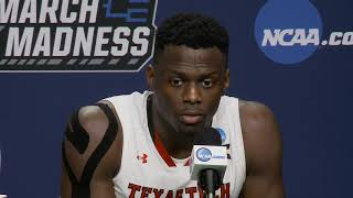 Texas Tech Men's Basketball vs. Buffalo: Postgame Press Conference | Round of 32 - 2019