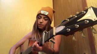 Daniela calvario / Te equivocaste - Yuridia / cover