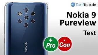 Nokia 9 Pureview | Test deutsch