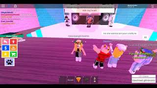 Roblox dance with BFF
