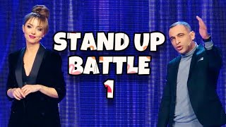 Women s Club 51 Stand Up Battle 1 Toma VS Charents