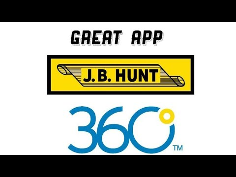 My opinion on JB Hunt 360 app