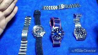 Gambar cover 3 Legendary Japanese Diver: Seiko Monster, Orient Ray & Citizen NY0040