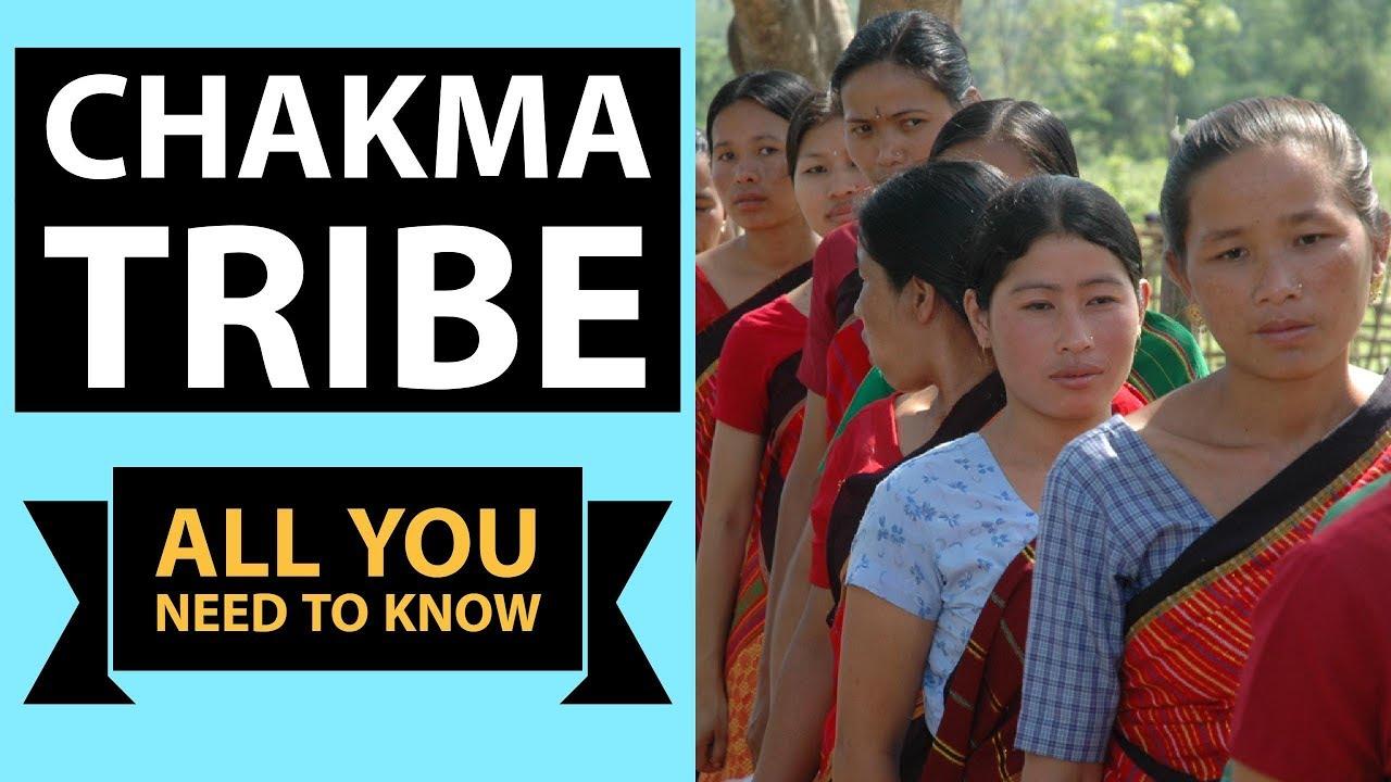 चकमा जनजाति विवाद Chakma Tribe controversy in Arunachal Pradesh Tripura Assam Mizoram & Banglade