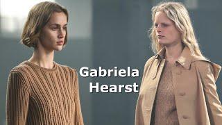 Gabriela Hearst Мода осень 2021-зима 2022 в Нью-Йорке / Стильная одежда и аксессуары