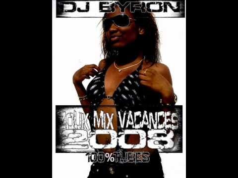 Zouk mix vacances 2008 mixé par dj Byron  100% zouk love