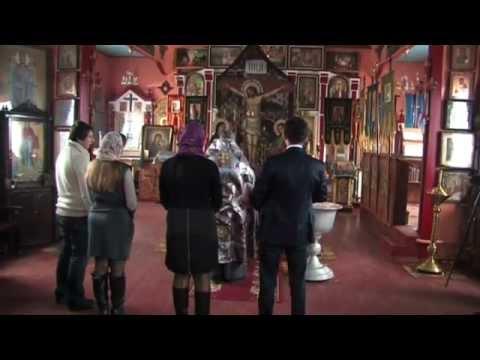 Вязание спицами. Накидка-капюшон для церкви - YouTube
