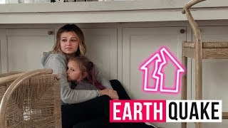 Home Alone during Earthquake causes panic | The LeRoys