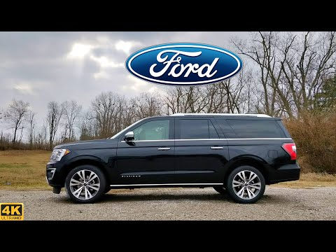 2020 Ford Expedition Max Platinum // It's BIG, But Is It WORTH $85,000??